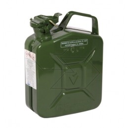 Canister in steel fuel fuel...
