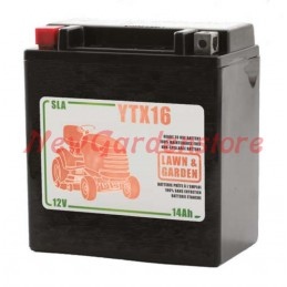 Gel battery 12V/14Ah...