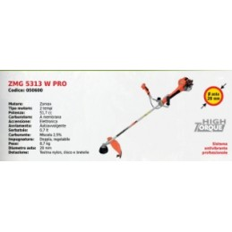 Brushcutter handle dual-ZMG...