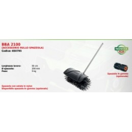 Accessory BBA 2100 roller...