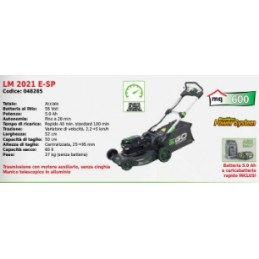 Lawn mower battery-LM 2021,...