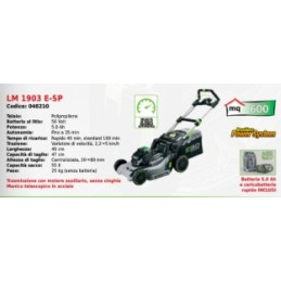 Lawn mower battery-LM 1903,...
