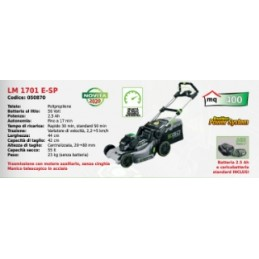 Lawn mower battery-LM 1701,...