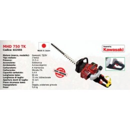 Hedge trimmers MHD 750 TK...