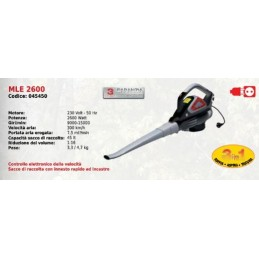 Blower electric MLE 2600...