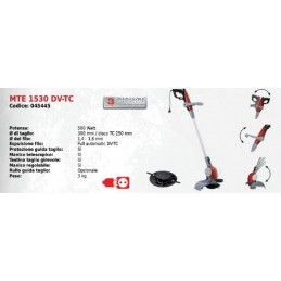 Edgers electric MTE 1530...