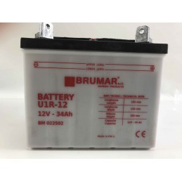 Acid battery C60N30L-TO for...