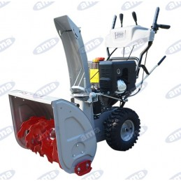Snow blower with 265 cc 61...