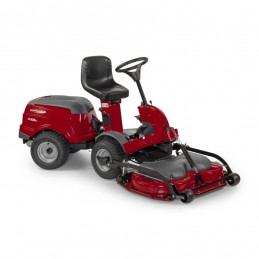 Lawn tractor front mower...