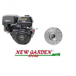 Engine OHV 4-stroke-lawn-tractor walking tractor cultivator 9 HP + flange