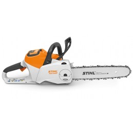 Battery operated chainsaw...