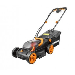 Lawnmower battery Worx WG779 with battery 20V+20V charger INCLUDED