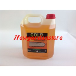 Oil lubricant protective chain biodegradable 5 liters 320215 gardening