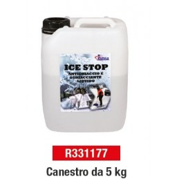 Sghiacciante the de-icing liquid ICE STOP EUREKA from 5 Kg R331177