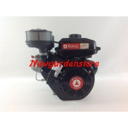 Engine walking tractor ZANETTI DIESEL ZDX230L cylindrical manual start