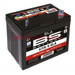 Battery 12V/24Ah positive right to the Hermetic charge 310500