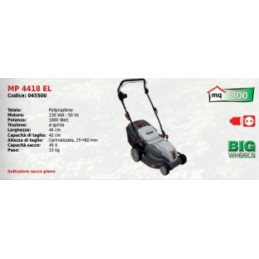 Electric lawn mowers MP...