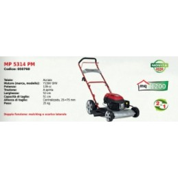 Lawn mower steel MP 5314 PM...