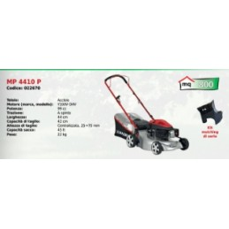 Lawn mower steel MP 4410 P...