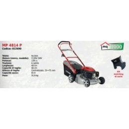 Lawn mower steel MP 4814 P...