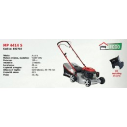 Lawn mower steel MP 4414 S...