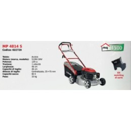 Lawn mower steel MP 4814...