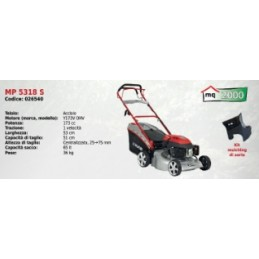 Lawn mower steel MP 5318 S...