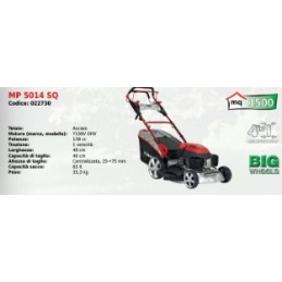 Lawn mower steel MP 5014 SQ...