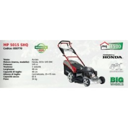 Lawn mower steel MP 5015...