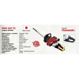 Hedge trimmers MHD 600 TK...